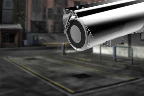 Software y sistemas de seguridad con camaras de vigilancia para básculas camioneras